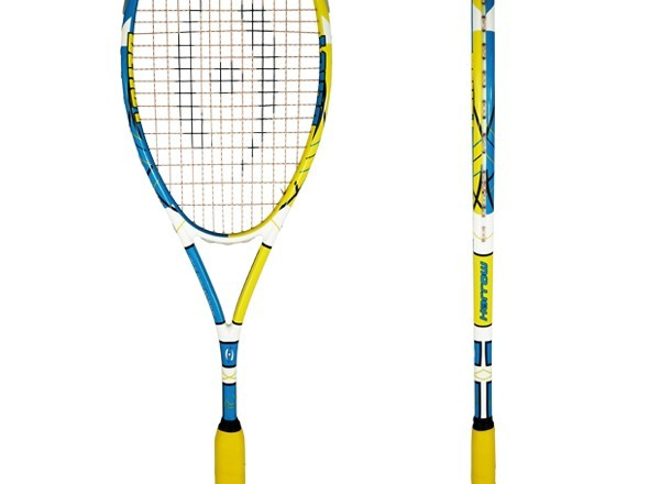 """The Beast"" Clutch Squash Racket by Amanda Sobhy"